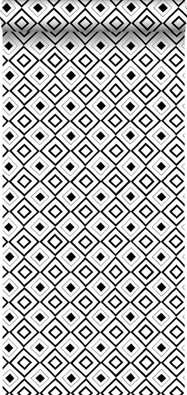 Neuf 25 Mini Noeuds Noirs et Blancs à Carreaux