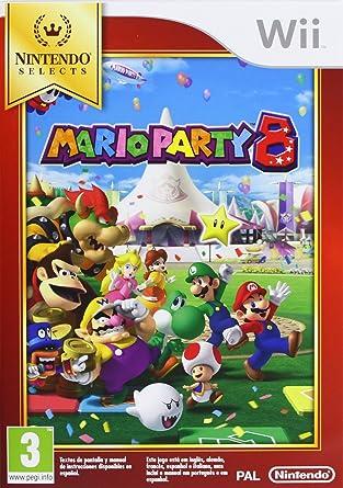 Mario Party 8 - Selects: Amazon.es: Videojuegos