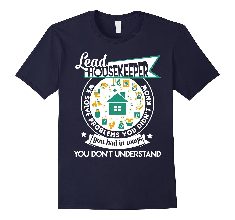 Lead Housekeeper T Shirt Housekeeper T Shirt-PL