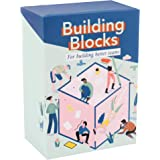 Building Blocks : Team Building Card Game for Work - Conversation Starters & Ice Breakers to Get to Know Your Coworkers - Off