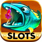 Cashing Fish Las Vegas Casino Slots! Free Big Gold Fish Casino Slot Machine Games with Old Vegas Style Spin to Win Jackpots