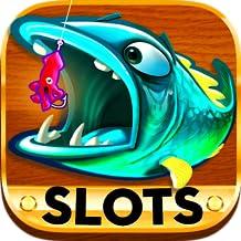 Cashing Fish Las Vegas Casino Slots! Free Big Gold Fish Casino Slot Machine Games with Old Vegas Style Spin to Win Jackpots