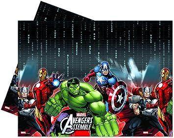 Pack de fiesta Los Vengadores de Marvel para 8 o 16 personas ...