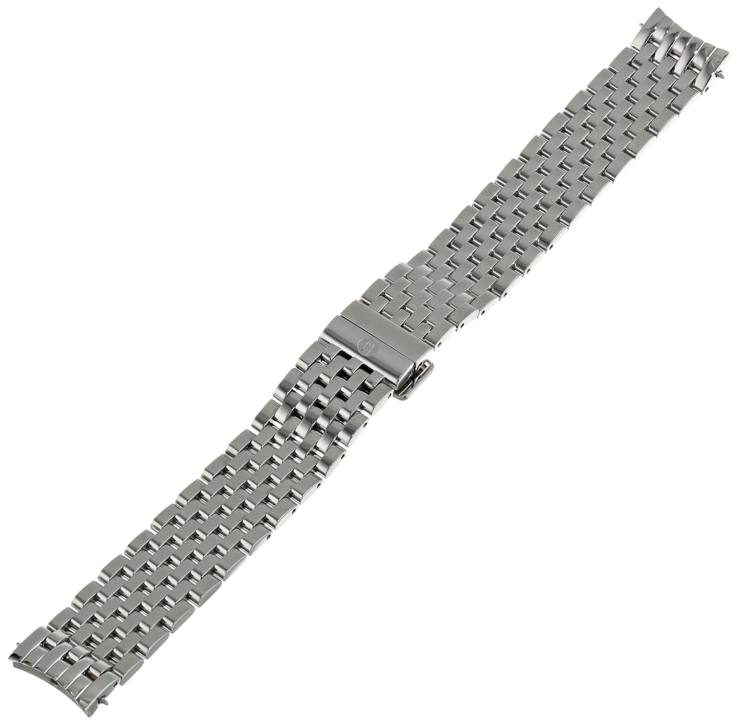 MICHELE MS16DH235009 Serein 16 16mm Stainless Steel Silver Watch Bracelet