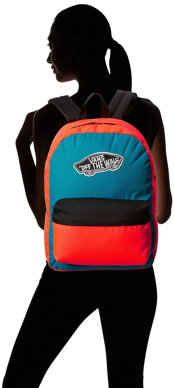 Vans Rucksack G Realm Backpack - Mochila, color azul, talla 40 x 10 x 30 cm: Amazon.es: Deportes y aire libre