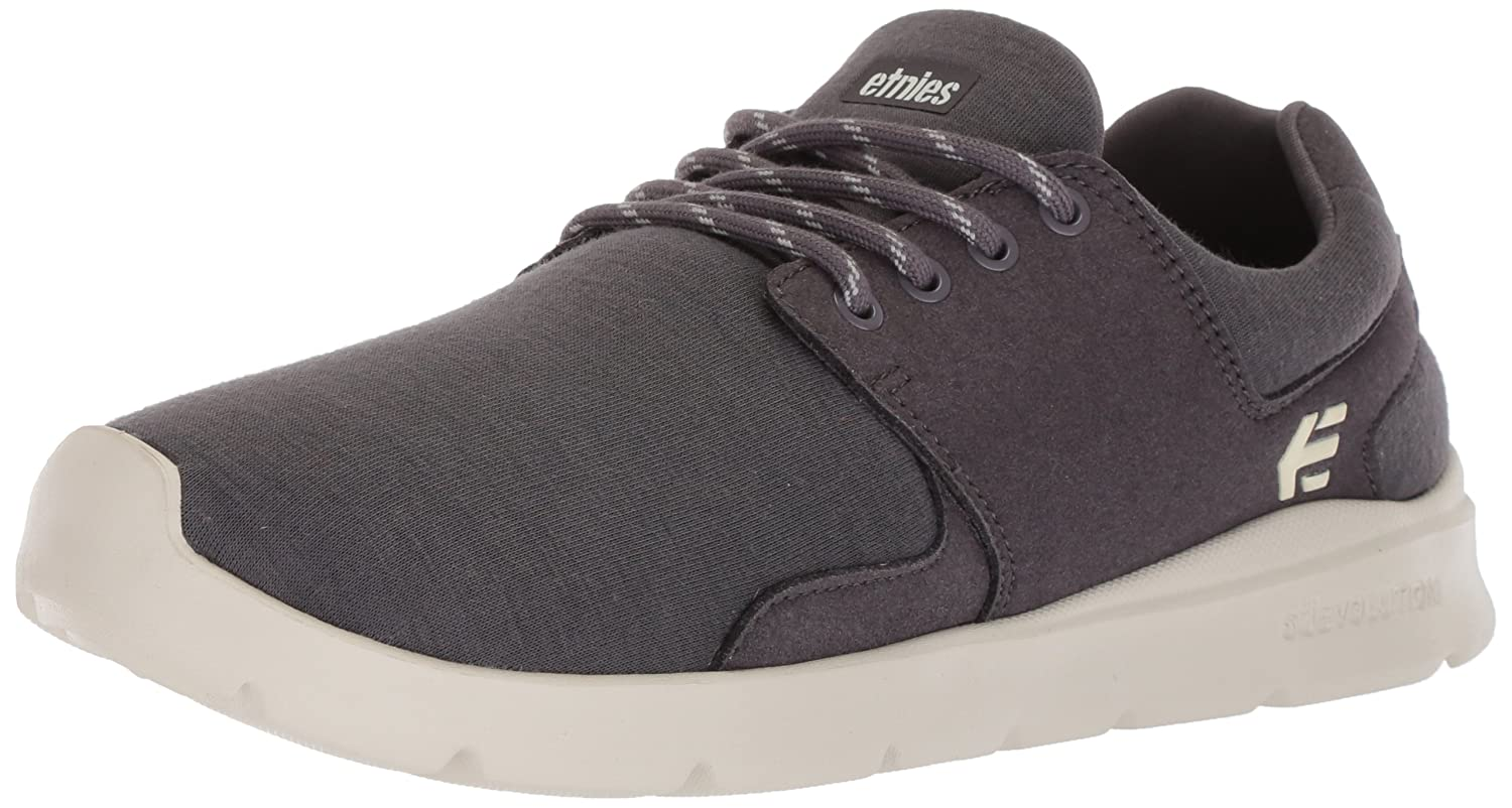 Etnies Mens Men's Scout XT Skate Shoe 9 D(M) US|Grey/White