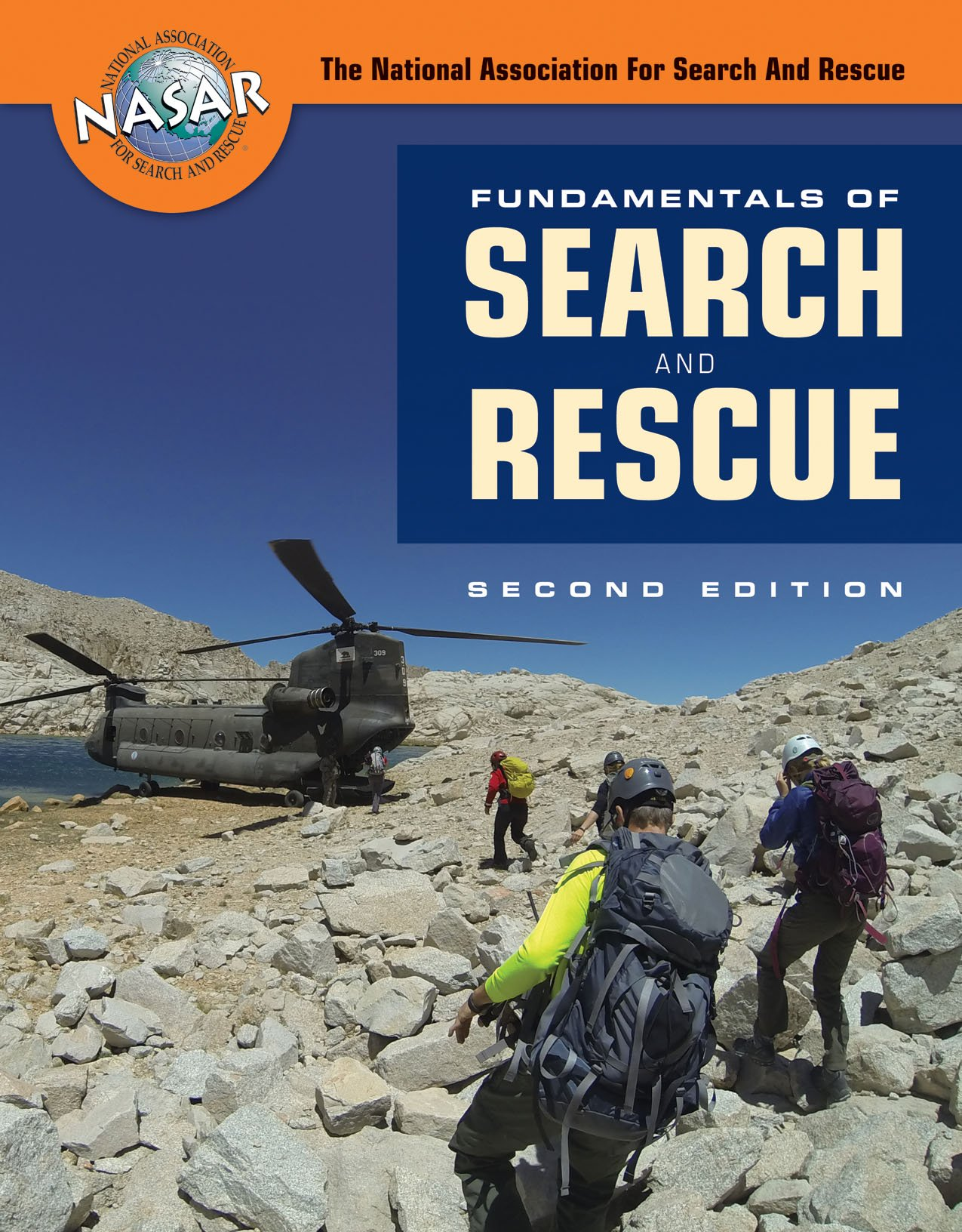 amazon fundamentals of search and rescue national association