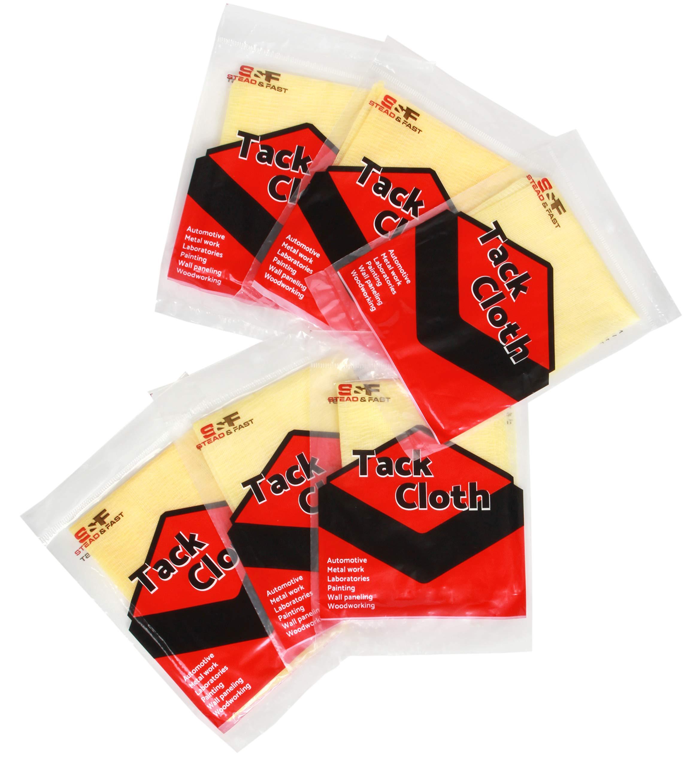 12 bags per box Tack Cloth 36 count 3pcs per bag