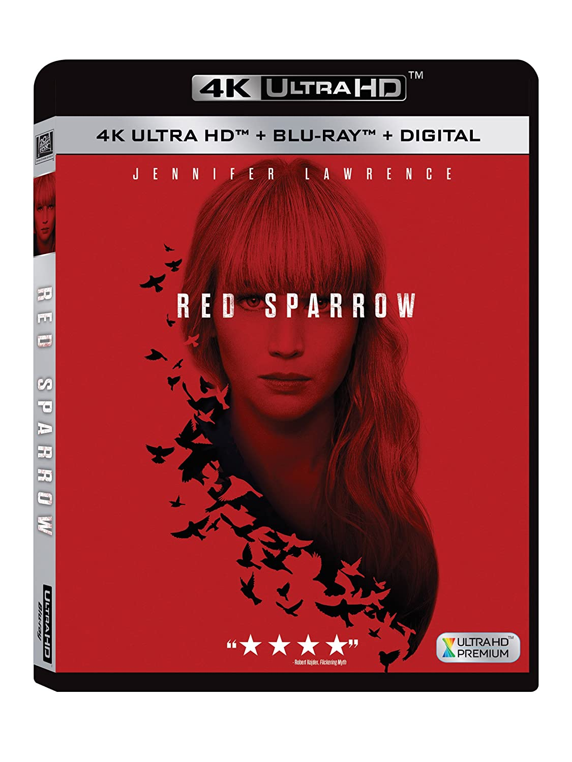 Red Sparrow 4K UHD Blu-Ray Region Free Deutsche Sprache. Deutsche  Untertitel: Amazon.de: Jennifer Lawrence, Joel Edgerton, Matthias  Schoenaerts, Charlotte Rampling, Mary-Louise Parker, CiarÄAn Hinds, Joely  Richardson, Bill Camp, Jeremy Irons, Thekla ...