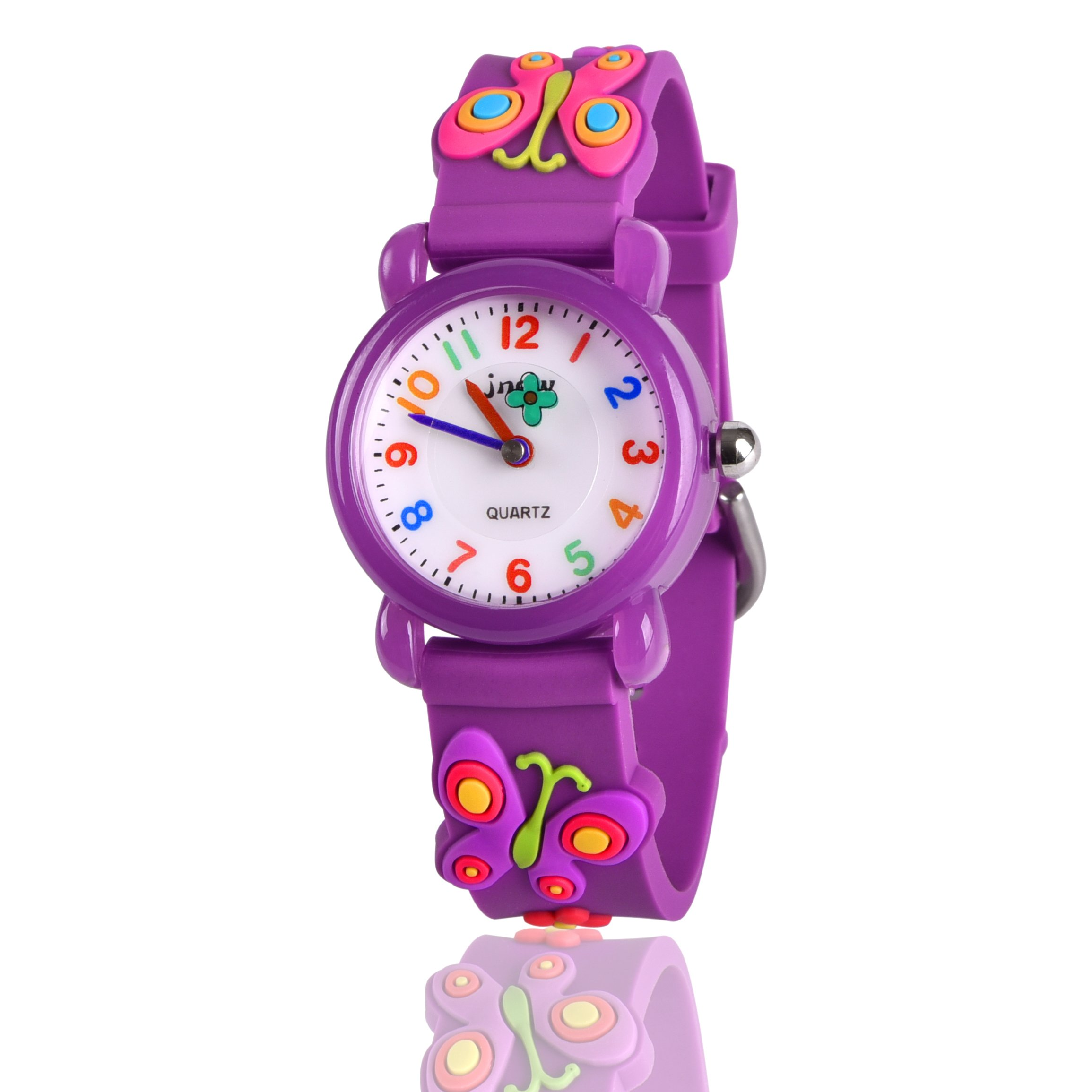 Gift for 4-13 Year Old Girls Kids, Watch Toys for Girl Age 5-12 Birthday Present for Kids