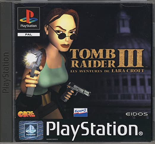 Tomb Raider Iii Les Aventures De Lara Croft Amazon Fr