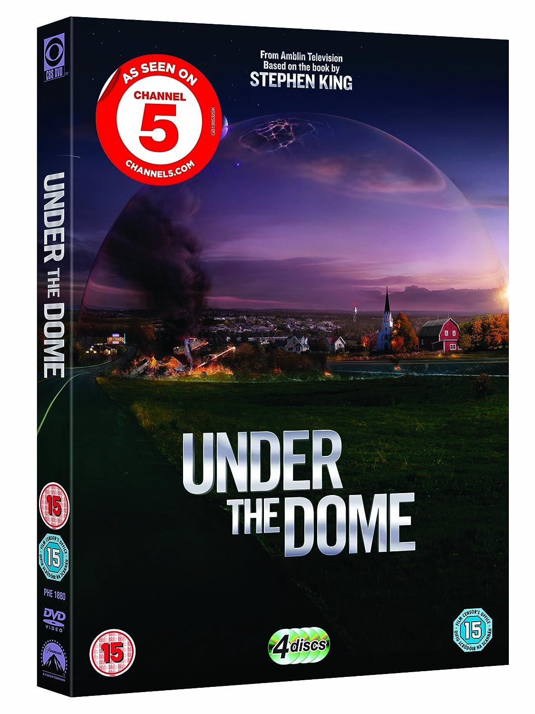 Under The Dome [dvd]: Amazon: Dean Norris, Rachelle Lefevre, Aisha  Hinds, Nicholas Strong: Dvd & Bluray