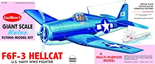 product image for Guillow's Grumman F6F-3 Hellcat Model Kit