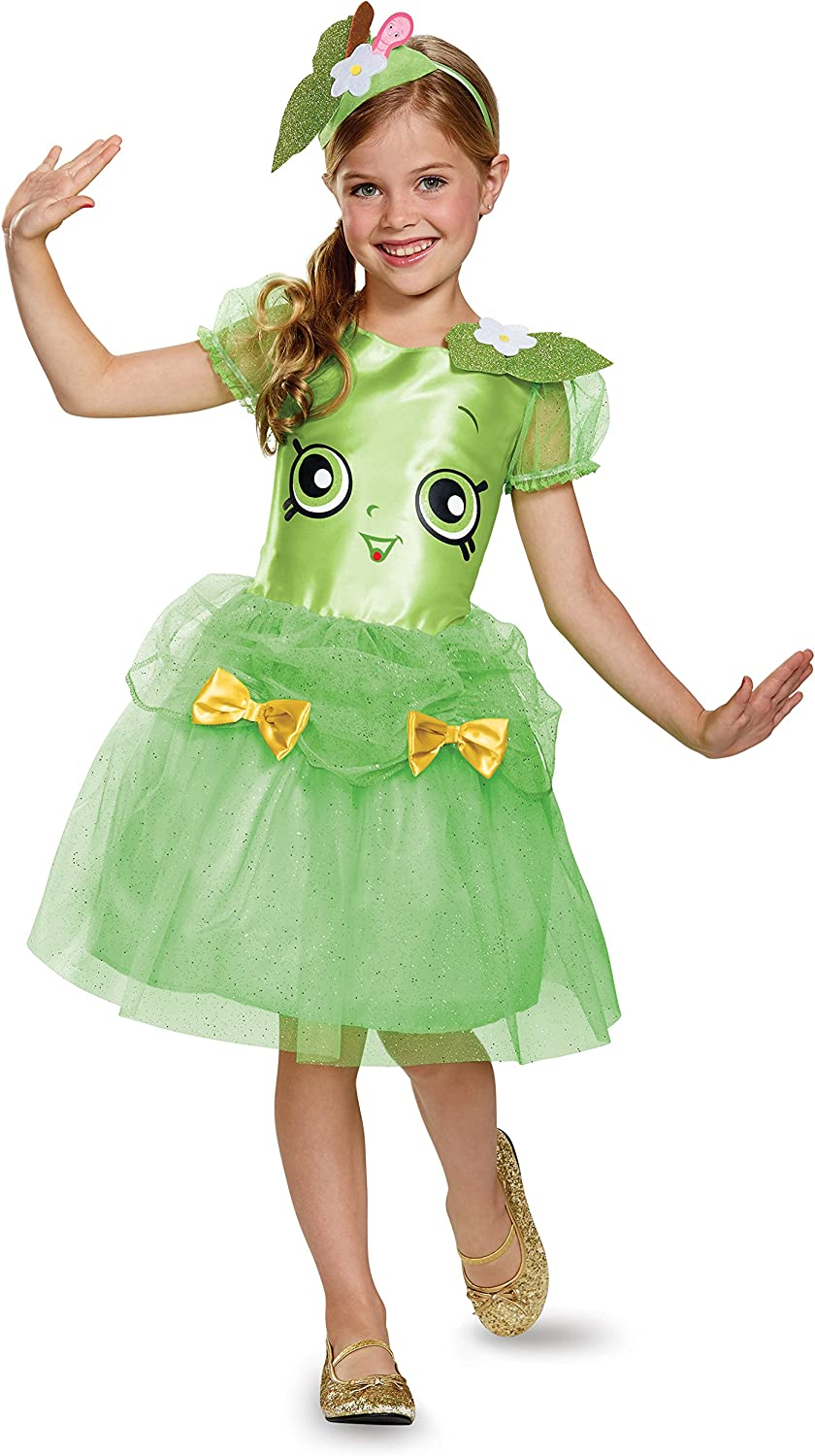 Apple Blossom Classic Shopkins The Licensing Shop Costume, Medium/7-8