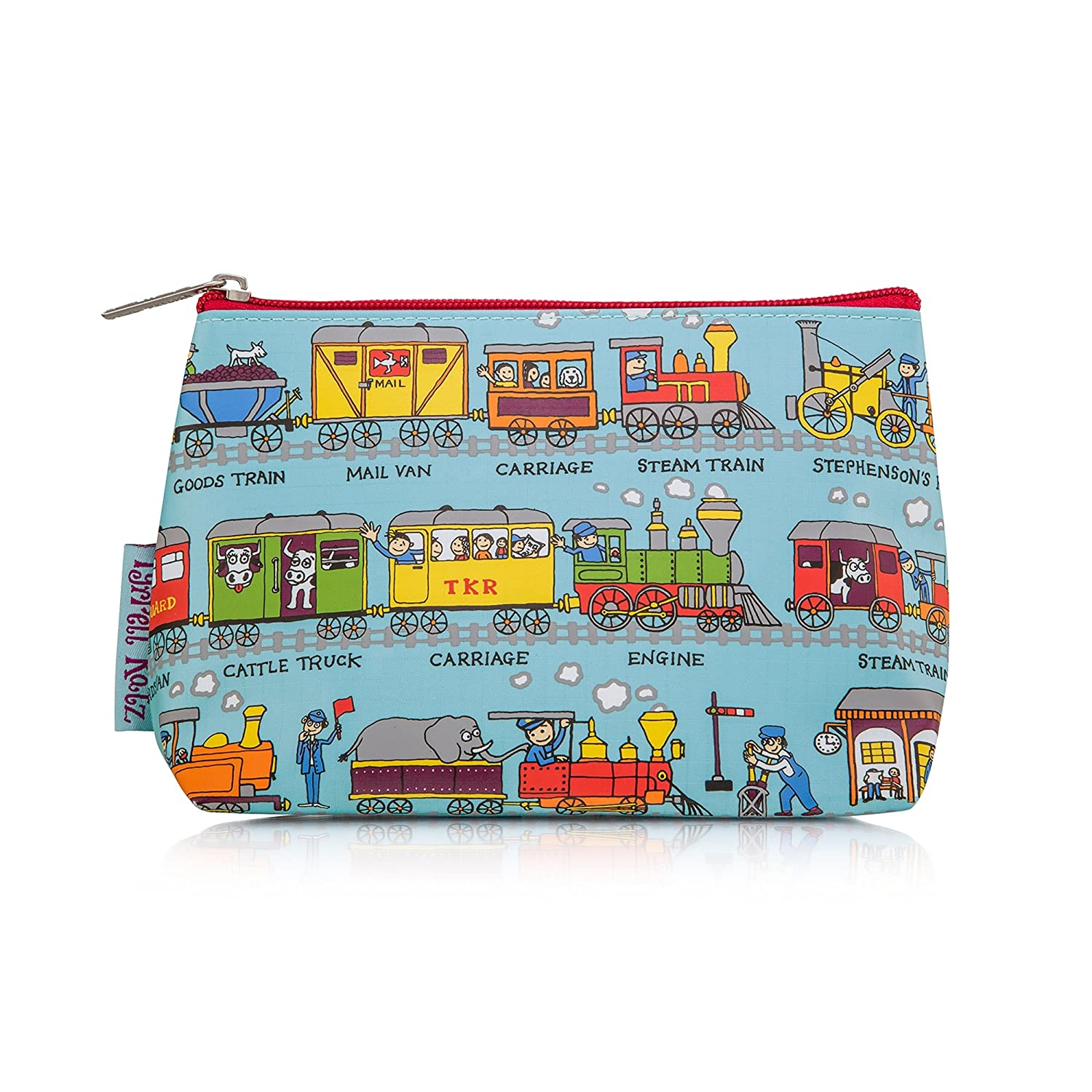 Tyrrell Katz Trains Wash Bag