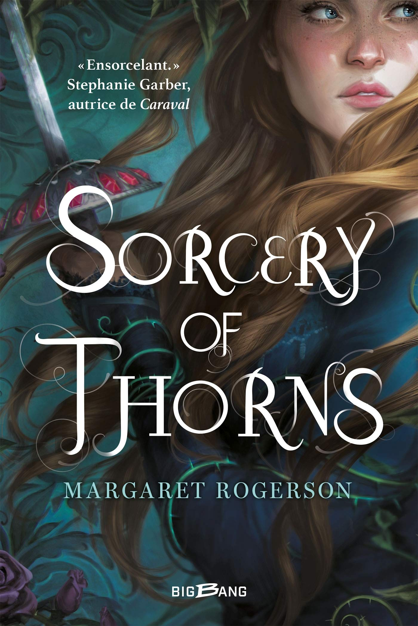 Sorcery of Thorns (Big Bang): Rogerson, Margaret: 9782362316593: Amazon.com: Books