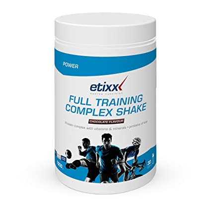 Etixx Full Training Complex Shake, Sabor a Chocolate - 1000 gr