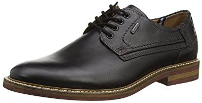 Andrew, Derbies à Lacets Homme - Marron (59 Mokka), 42 EU (8 UK)Fretz Men