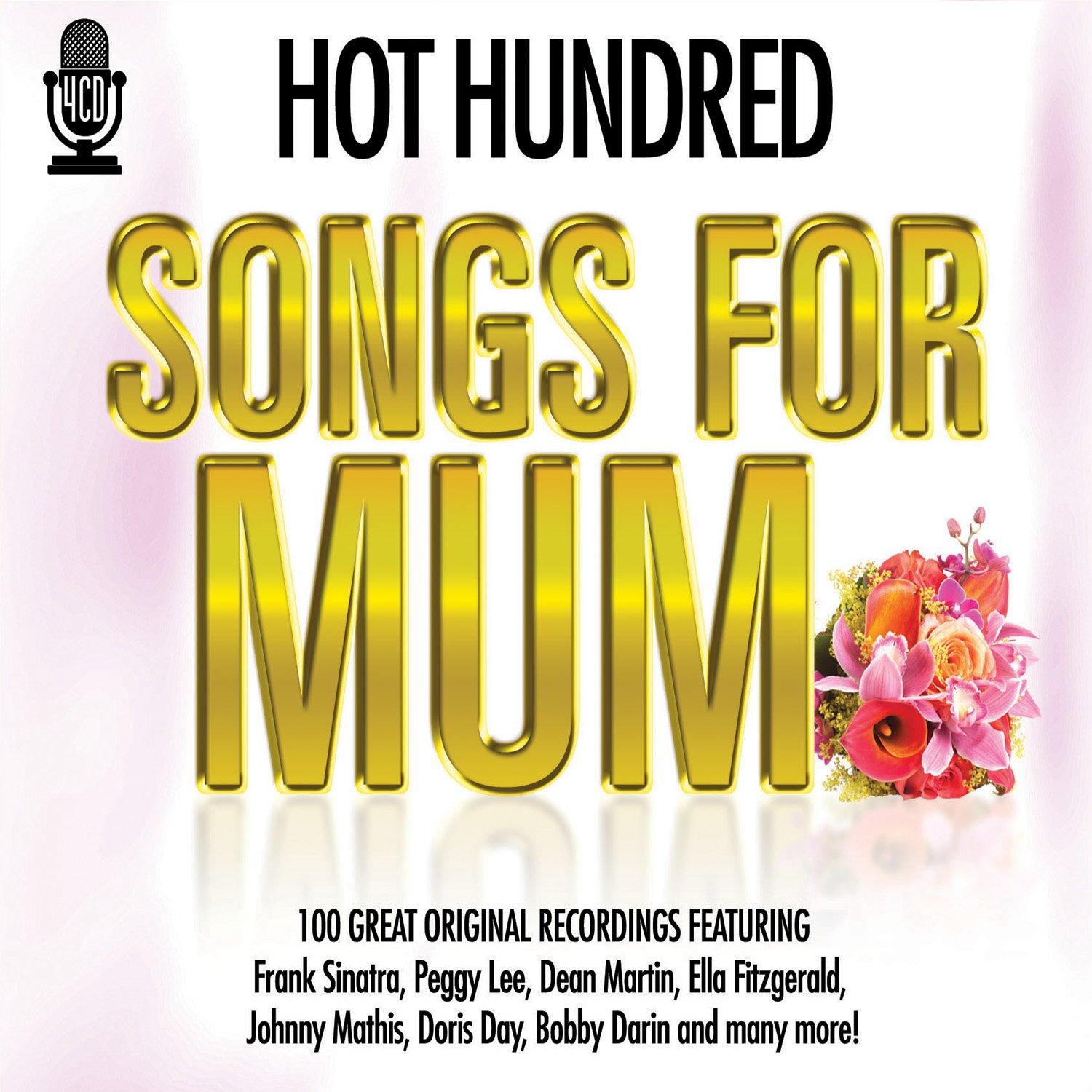 Hot Hundred - For Opening large release sale Shipping included Mum Songs