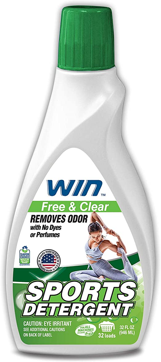 WIN Detergente Detergente Detergente - Lavado de rendimiento para ...