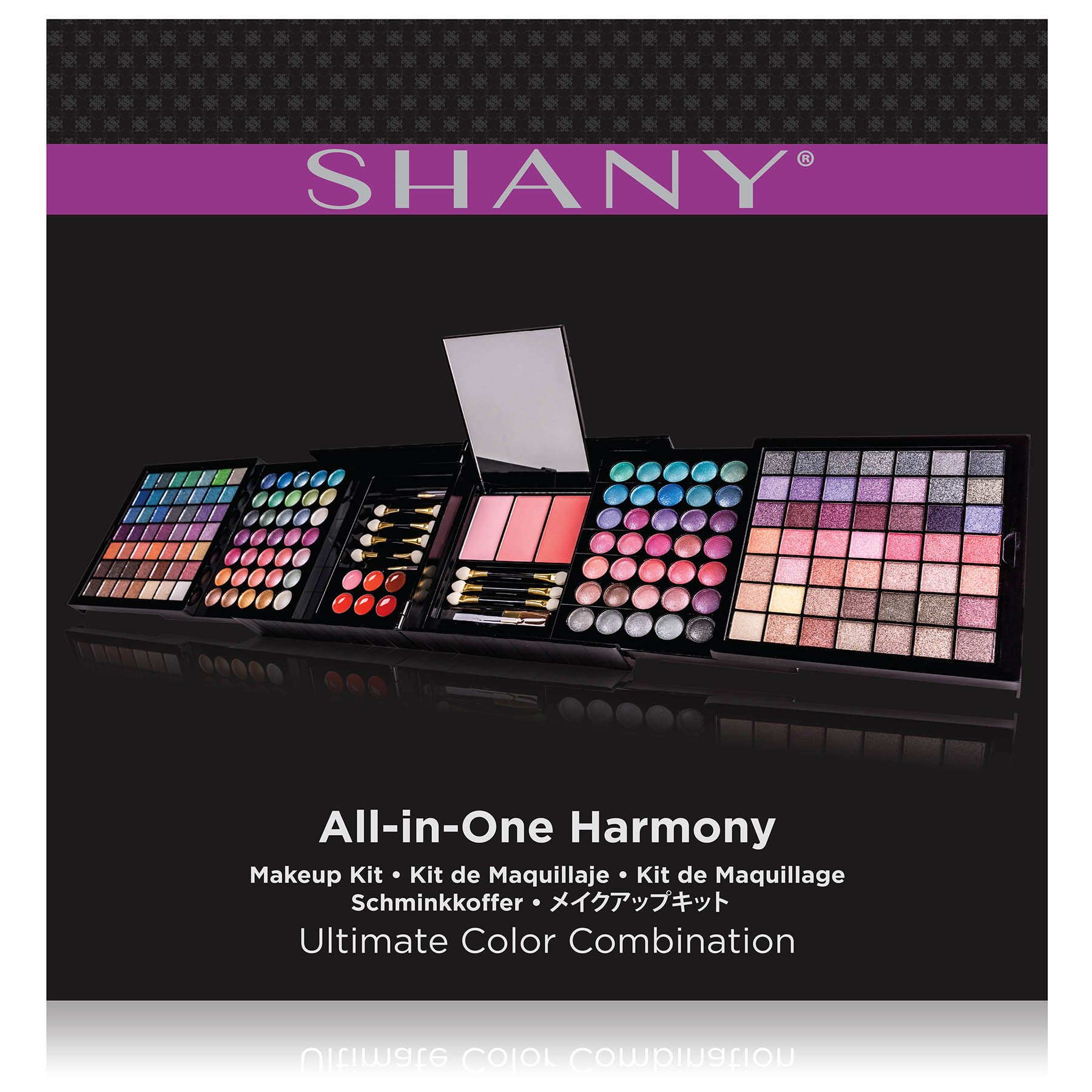 SHANY All In One Harmony Makeup Kit - Ultimate Color Combination - New Edition by SHANY Cosmetics (Image #5)