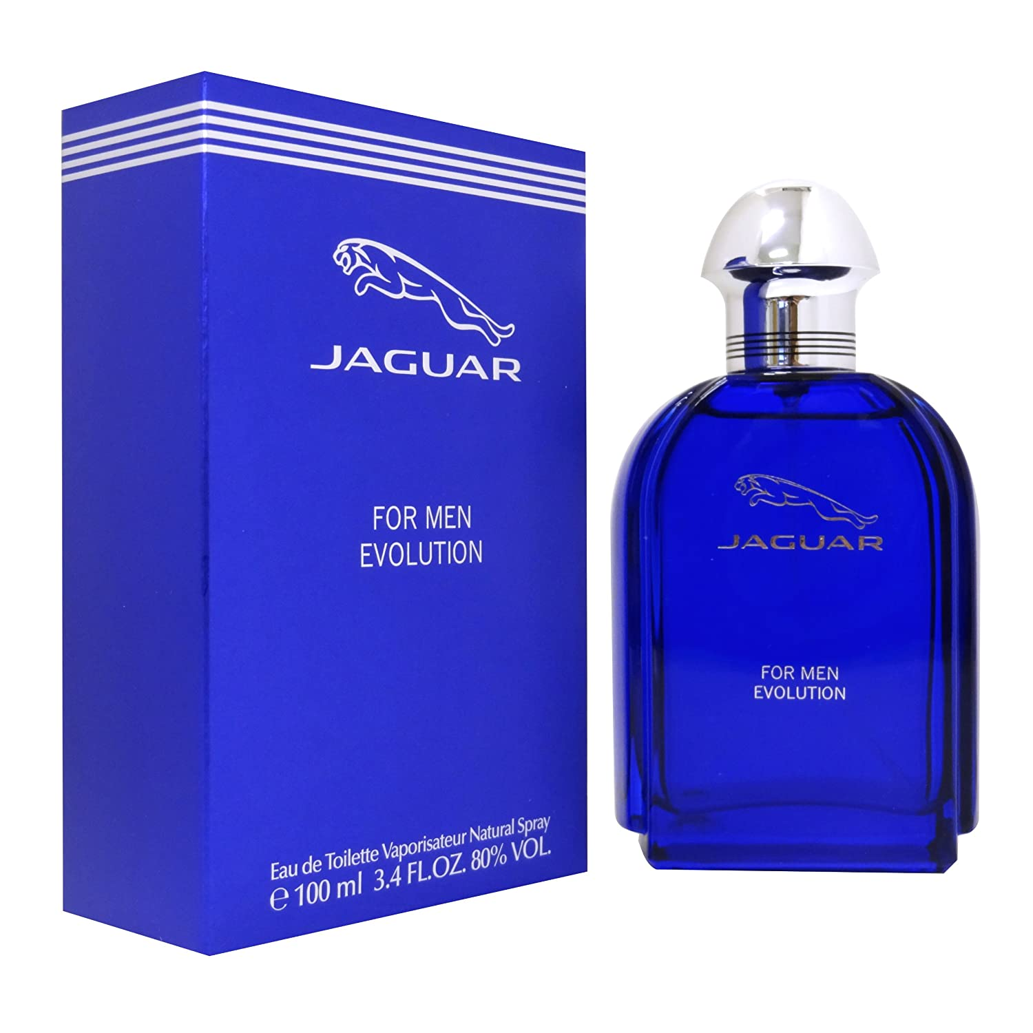 Jaguar Perfume For Mens Price: Jaguar For Men Evolution EDT Spray 100 Ml