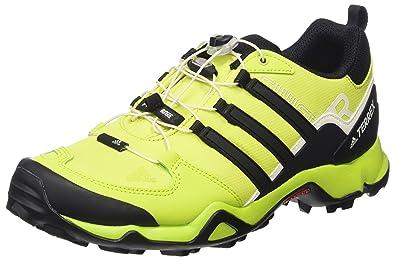 52d337234 adidas Men's's Terrex Swift R Multisport Outdoor Shoes Semi Solar  Yellow/core Black/Chalk