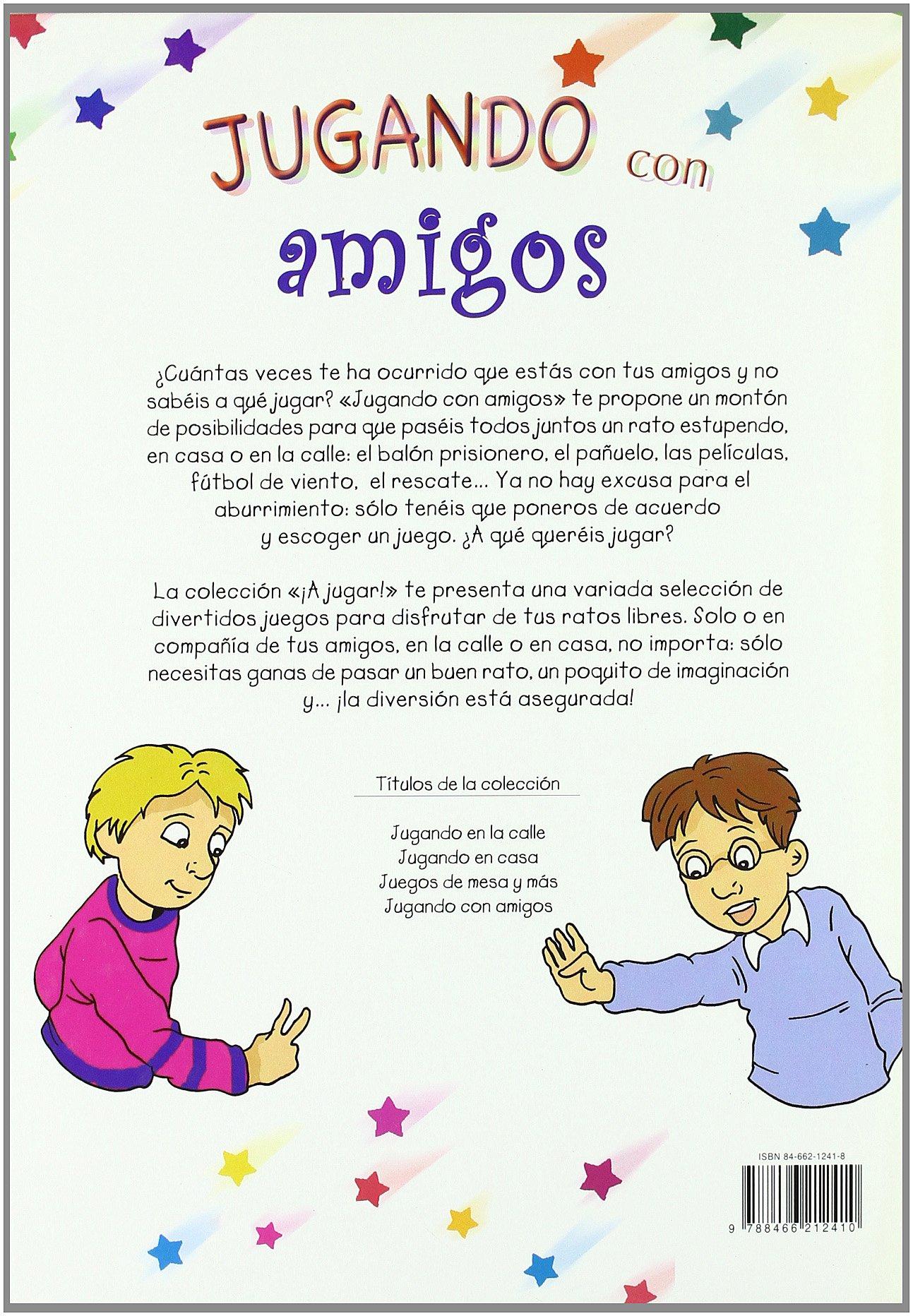 Jugando con amigos (A Jugar / Play): Amazon.es: Vv.Aa., Vv.Aa.: Libros
