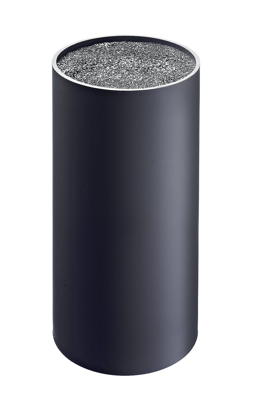 Westmark 14502260 Bloc Porte-Couteaux en PP//TPE Noir 22 x 11 x 11 cm