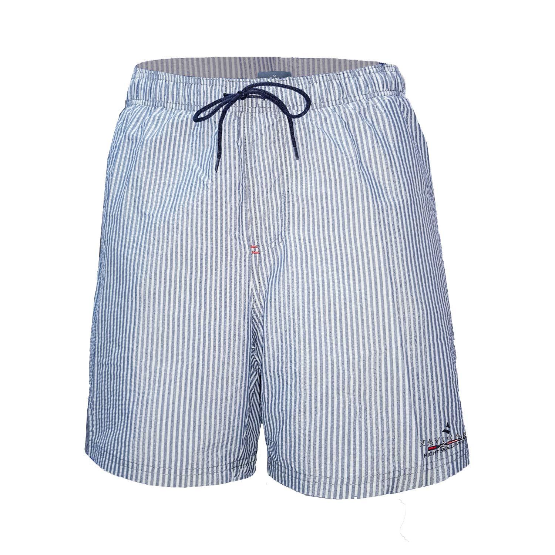 Navigare Costume Uomo Boxer Nylon calibrato Taglie Forti Oversize Art 998387