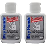 2 Bottles of Dry Hands All-Sport Grip-Enhancing Topical Lotion