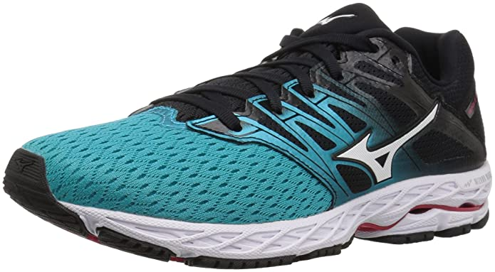 Mizuno Womens Wave Shadow 2 Running Shoe, Size  In Color