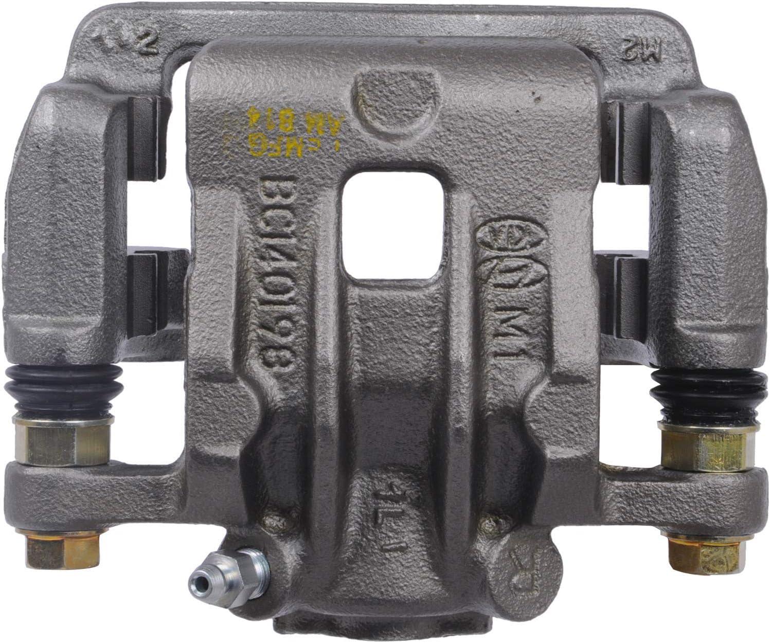 Cardone 19-B6466 Remanufactured Unloaded Disc Brake Caliper with Bracket