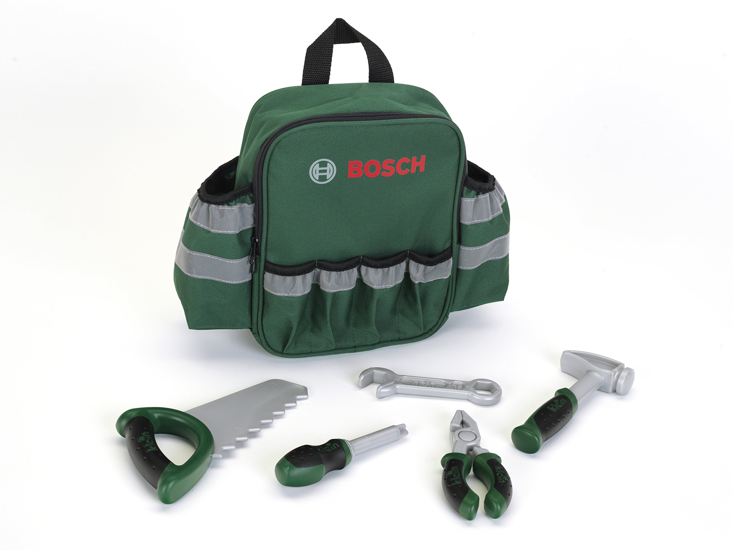 Theo Klein 8326 Bosch Rucksack with Tools, Toy, Multi-Colored