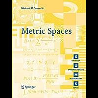 Metric Spaces (Springer Undergraduate Mathematics Series)