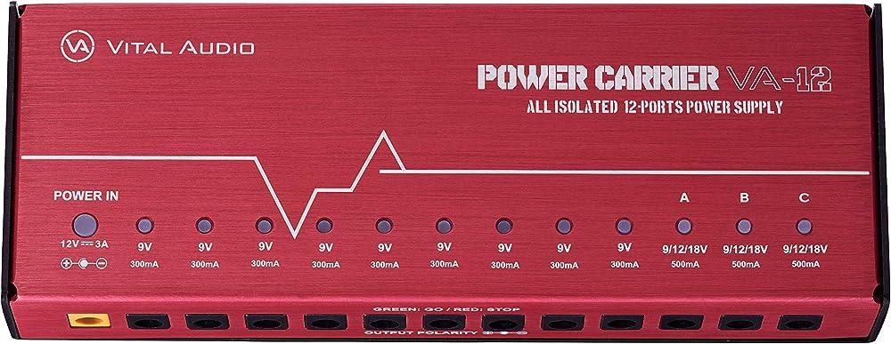 POWER CARRIER VA-12