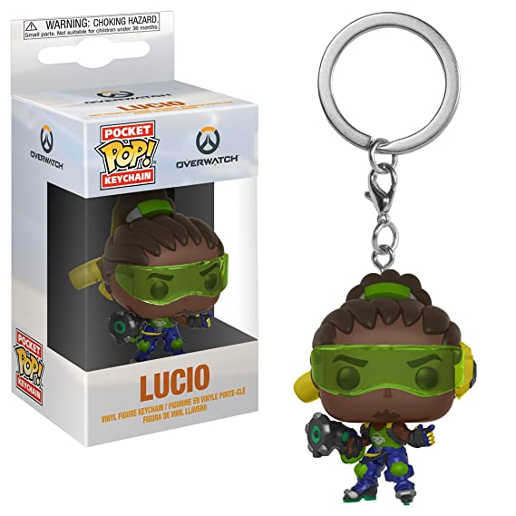 Pop! Keychain Overwatch - Llavero Lucio: Amazon.es: Juguetes ...