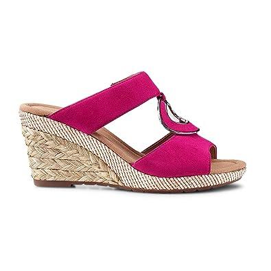 the best attitude f00b4 aa1fd Gabor Shoes Damen Comfort espadrilles