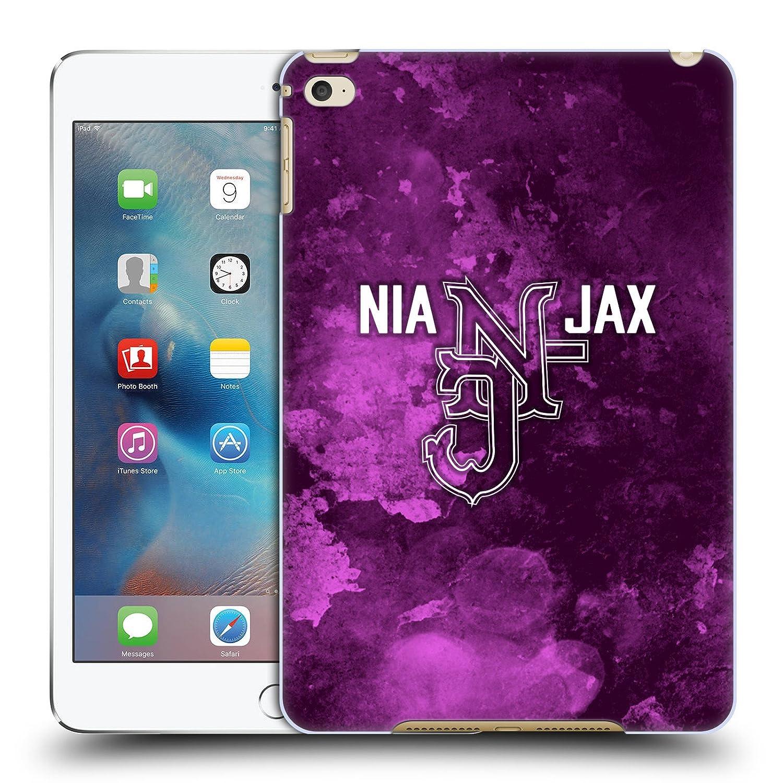 Official WWE LED Image Nia Jax Hard Back Case for Apple iPad mini 4 ...