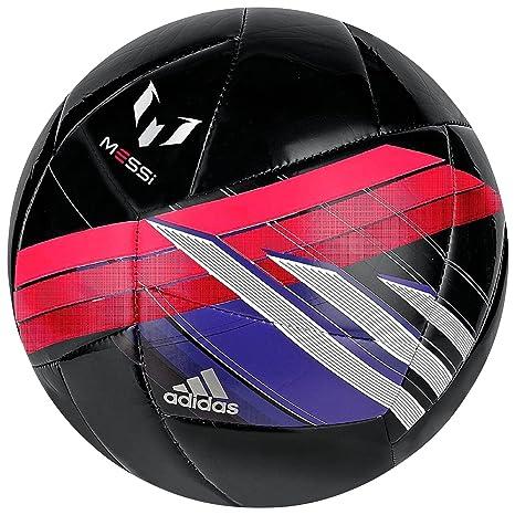 adidas Fußball F50 Messi - Balón de fútbol de ocio, color negro ...