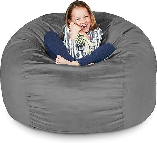 Lumaland Luxury Bean Bag Chair Review