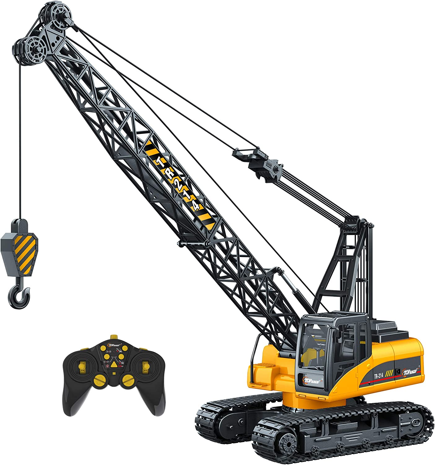 Top 9 Best Remote Control Cranes Toys (2020 Reviews & Buying Guide) 5