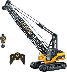 Top 9 Best Remote Control Cranes Toys (2021 Reviews & Buying Guide) 5