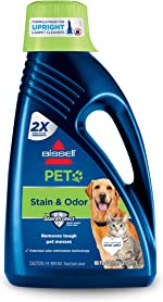 Bissell 2X Pet Stain & Odor Full Size Machine Formula, 60