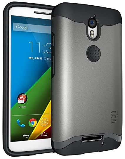 Motorola Droid Turbo 2 (Verizon) / Moto X Force Funda, Caja protectora TUDIA
