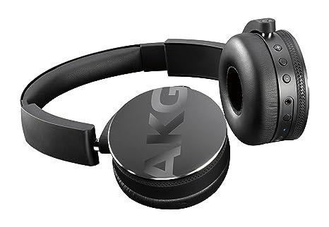 AKG Y50BT Cuffie Bluetooth Wireless Ricaricabili cba8c4c0a853