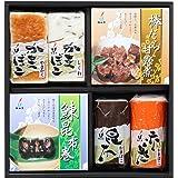 梅かま 富山の特選品ギフト 味つづり 雪セット