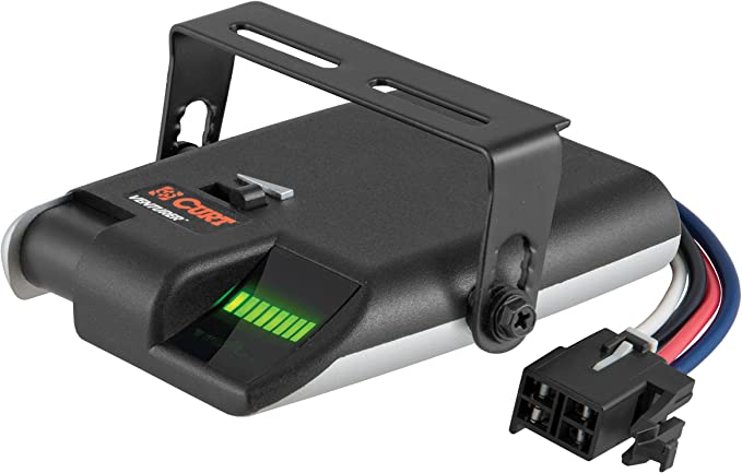 51392 /& 51120 Ridgeline CURT Discovery Brake Controller /& Wiring Kit for Honda Pilot