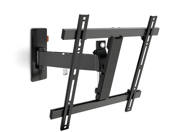 Vogel's テレビ 壁付け 金具 アーム 型 ブラック(対応 モニター サイズ 32-55 インチ)中型 用   B00EO16XCA