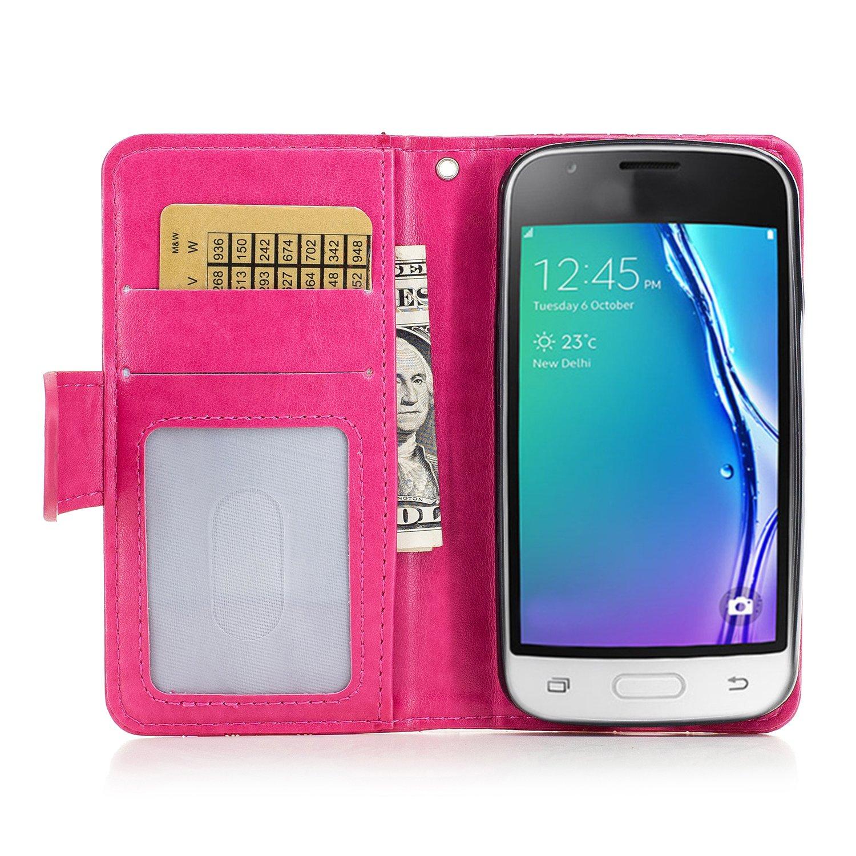 Funda Samsung Galaxy J1 mini / SM-J105F Case , Ecoway Patrón de la ...